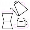 家でお店のようなカフェオレの作り方~マキネッタでコーヒーのレシピ~