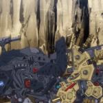 トリケラドゴス改 VS スティレイザーの戦闘の解説 ゾイドワイルドZERO 第4話 解説