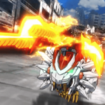 ビーストライガー VS キャノンブルの戦闘の解説|ゾイドワイルドZERO 第1話 解説