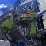 ゾイドワイルド ZERO 第8話 あらすじと解説「猛撃の重戦車!キャノンブル」
