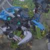 ラプトリア VS キャノンブルの戦闘の解説|ゾイドワイルドZERO 第8話
