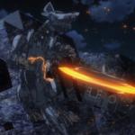 ガトリングフォックスVSドライパンサー(初戦)の戦闘の解説|ゾイドワイルドZERO 第13〜14話 解説
