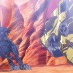 ライジングライガー VS ファングタイガーの戦闘の解説 ゾイドワイルドZERO