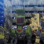 ゾイドワイルドゼロと初代ゾイドの比較|帝国軍セカンドシリーズ