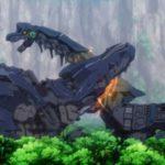 デスレックスVSグラキオサウルスの戦闘の解説|ゾイドワイルドZERO 第38話 解説